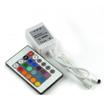 RGB 24 Key Kumanda